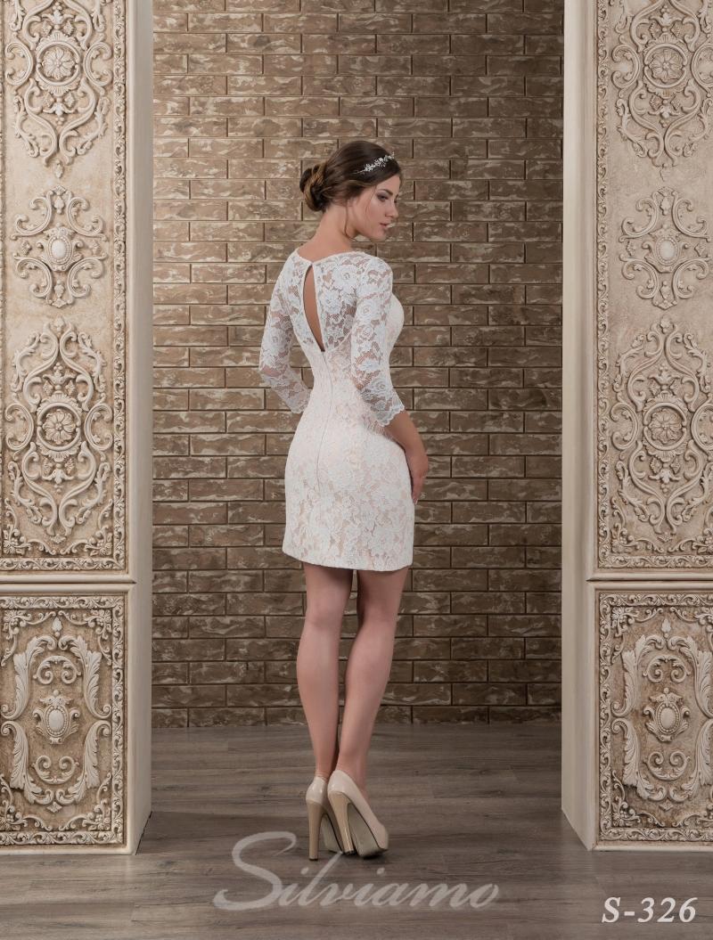 Свадебное платье Silviamo S-326