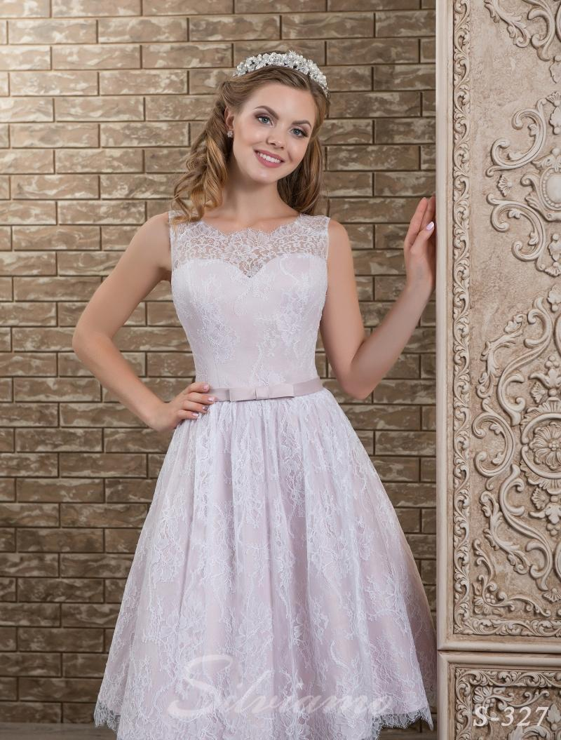 Свадебное платье Silviamo S-327