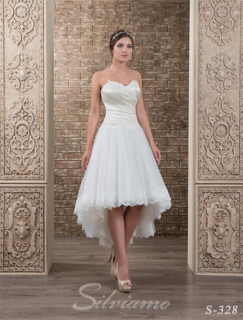 Свадебное платье Silviamo S-328