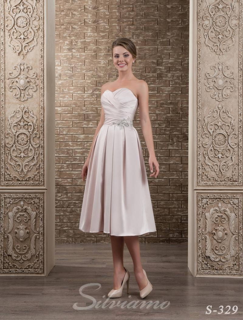 Wedding Dress Silviamo S-329