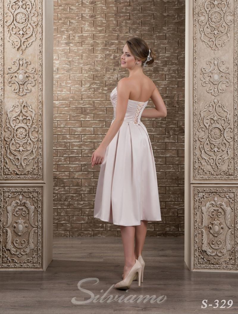 Свадебное платье Silviamo S-329