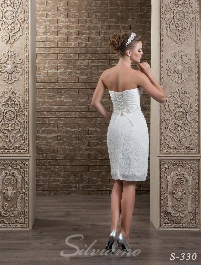 Свадебное платье Silviamo S-330