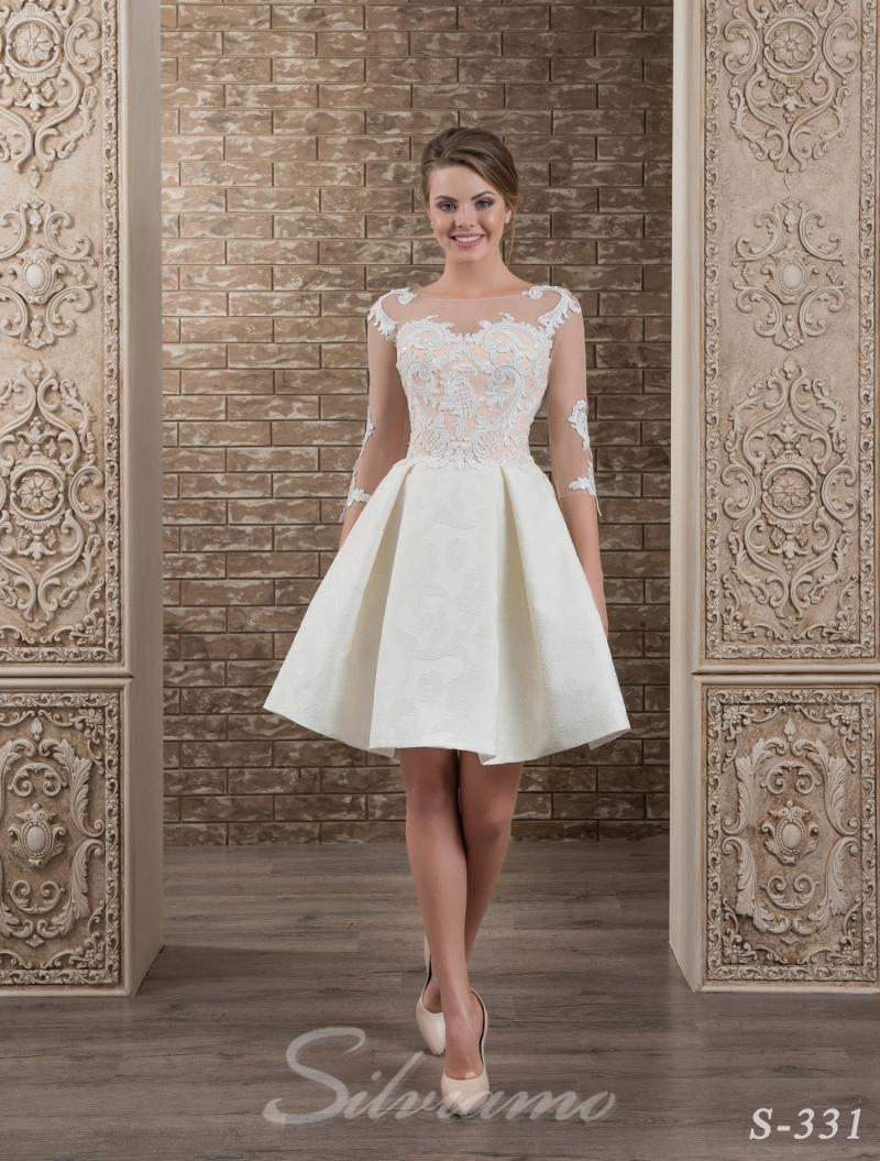 Wedding Dress Silviamo S-331