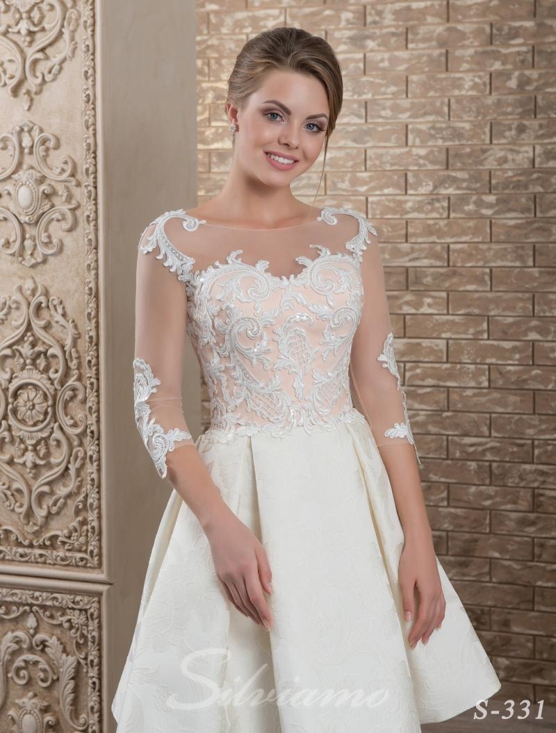 Свадебное платье Silviamo S-331