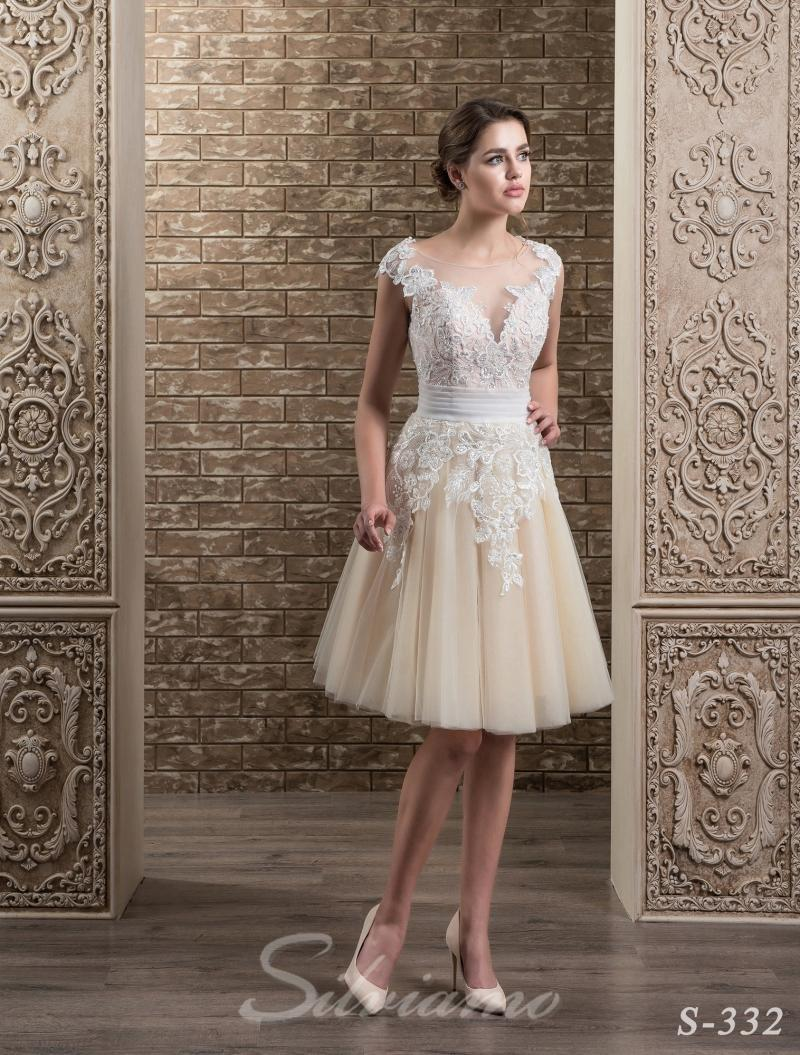 Свадебное платье Silviamo S-332