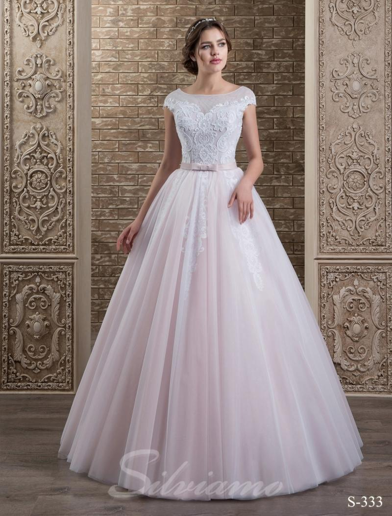 Wedding Dress Silviamo S-333