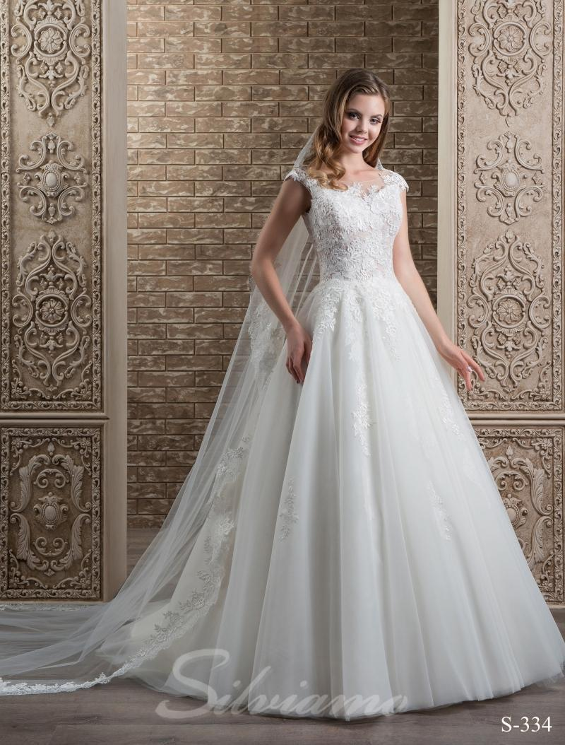 Wedding Dress Silviamo S-334