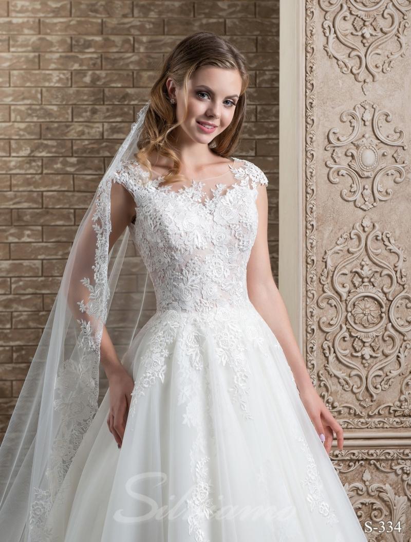 Свадебное платье Silviamo S-334