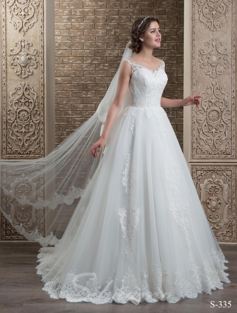 Wedding Dress Silviamo S-335