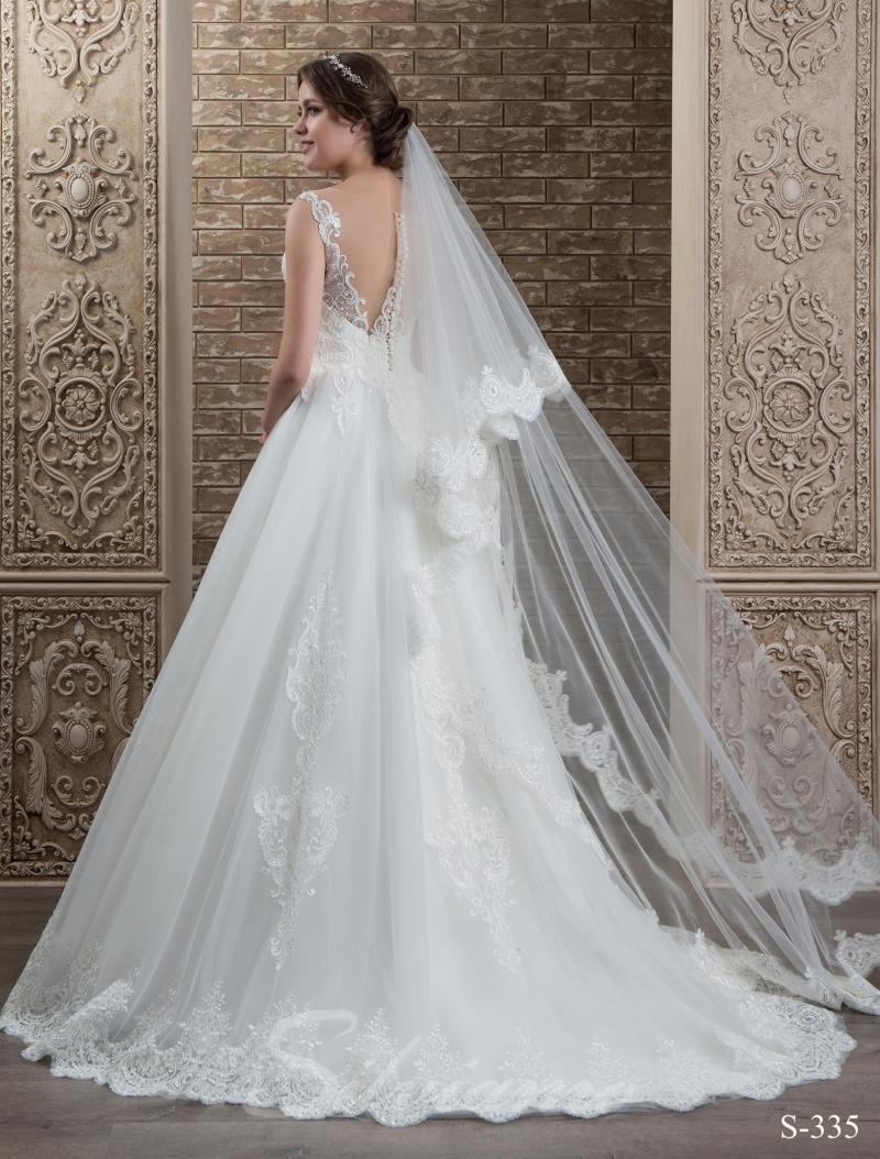 Свадебное платье Silviamo S-335