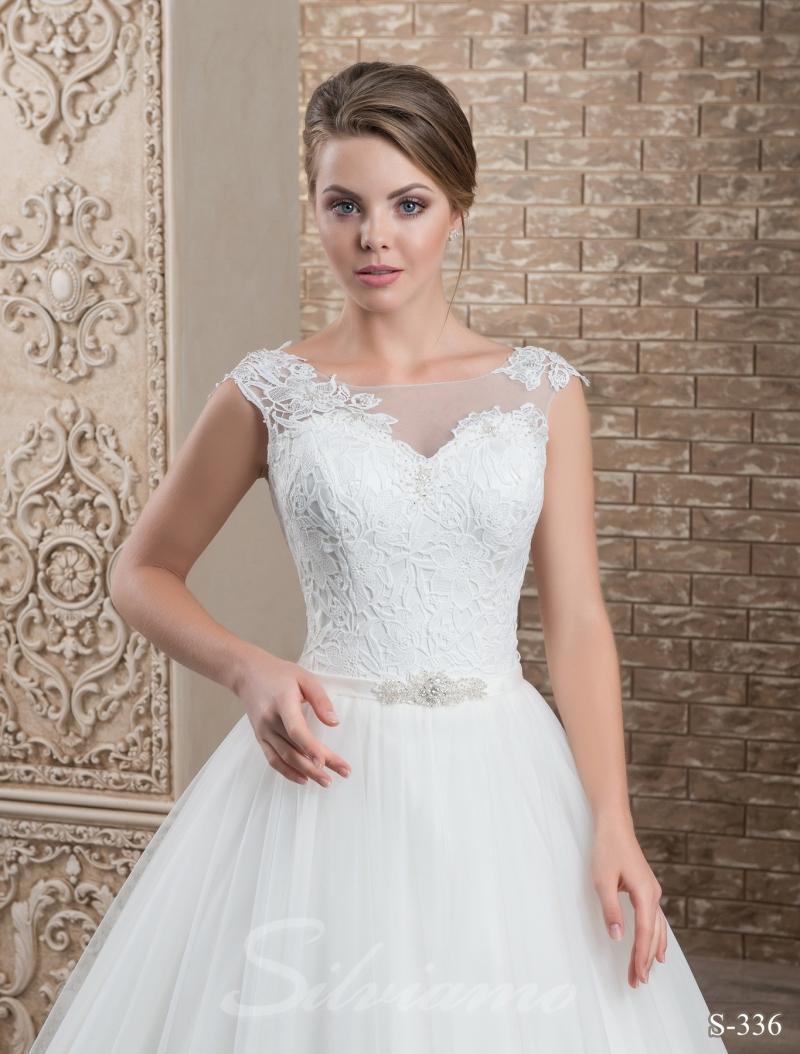 Свадебное платье Silviamo S-336