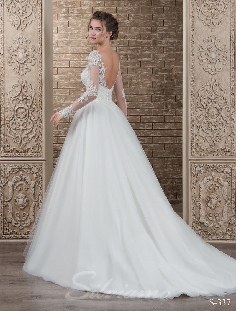 Свадебное платье Silviamo S-337