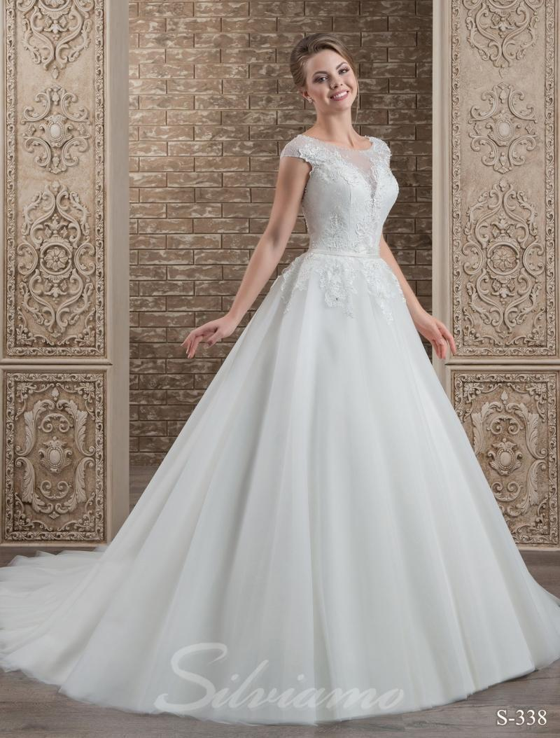 Wedding Dress Silviamo S-338