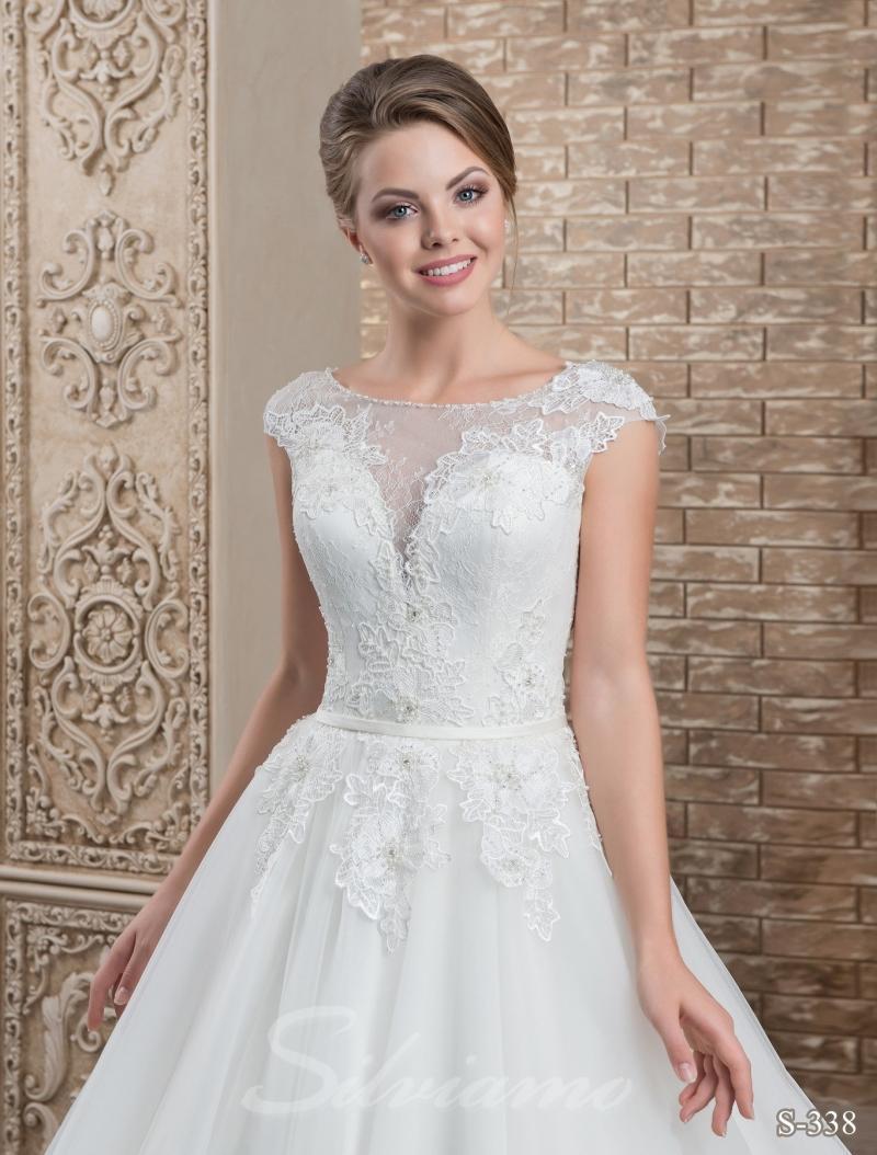 Свадебное платье Silviamo S-338