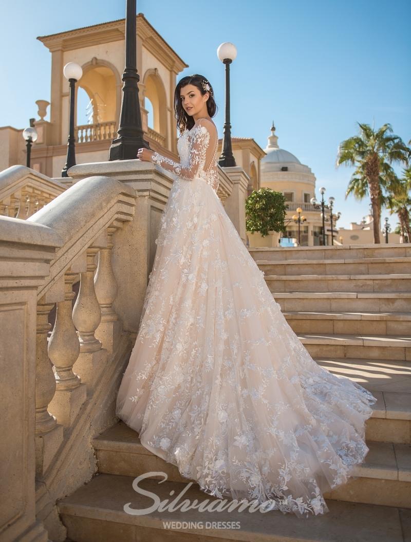 Vestido de novia Silviamo S-405-Angelina