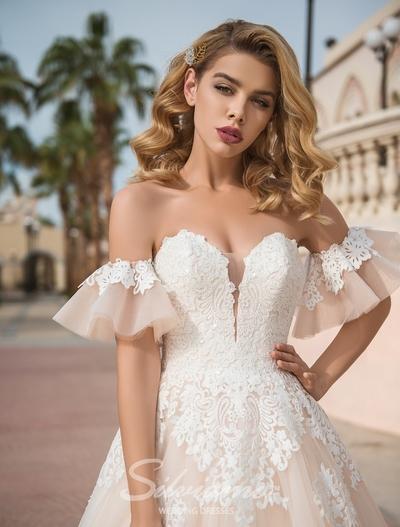 Rochie de mireasa Silviamo S-406-Anastasia