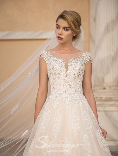 Свадебное платье Silviamo S-409-Amelia