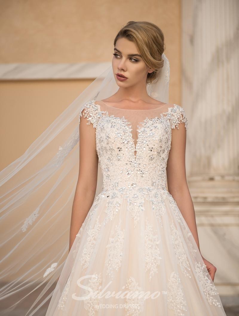 Brautkleid Silviamo S-409-Amelia
