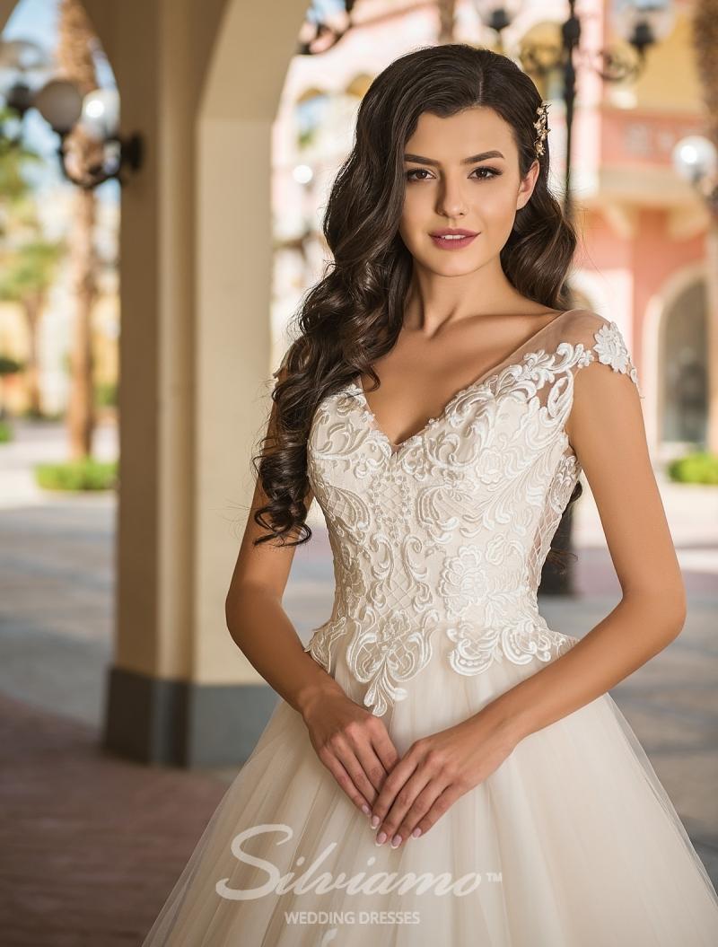 Suknia ślubna Silviamo S-411-Andrea