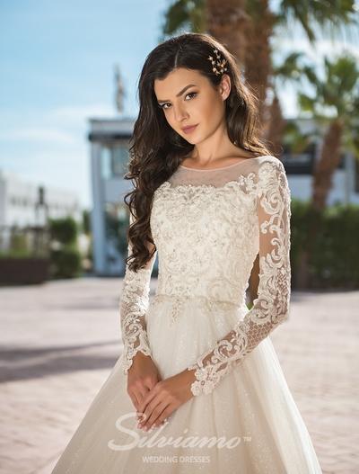 Свадебное платье Silviamo S-412-Addison