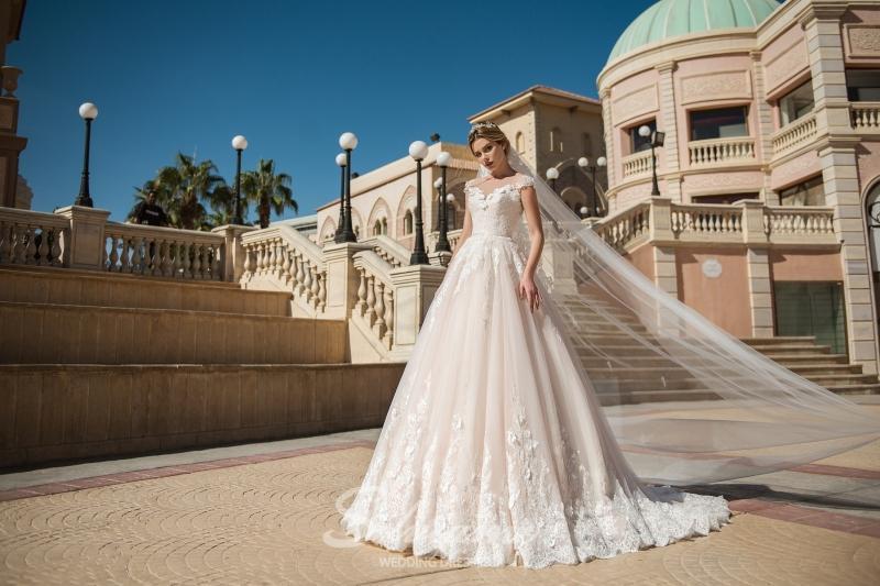 Свадебное платье Silviamo S-413-Astrid