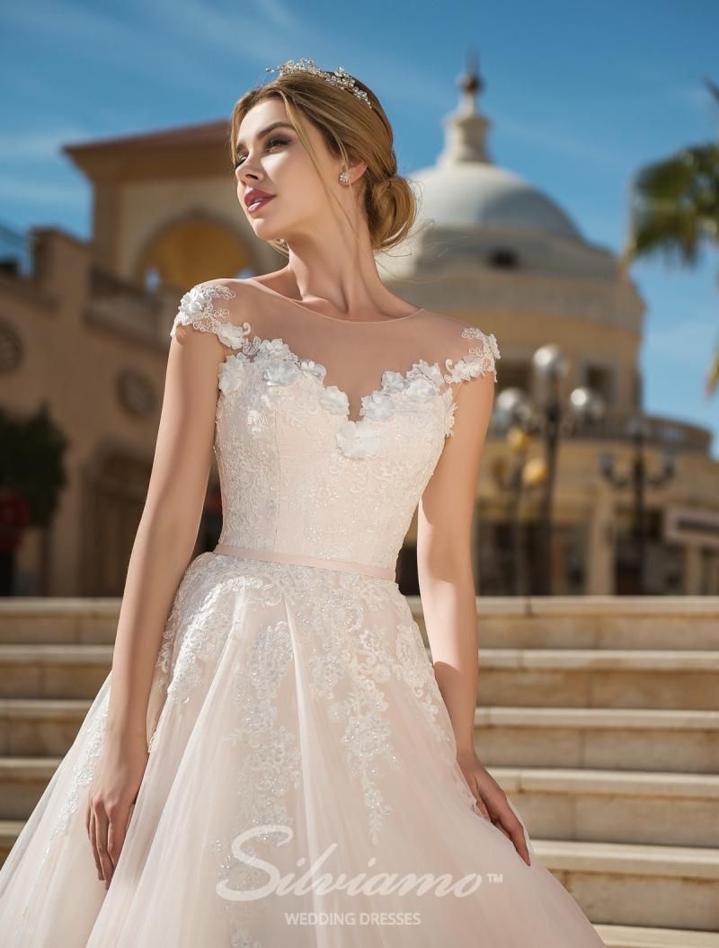 Wedding Dress Silviamo S-413-Astrid