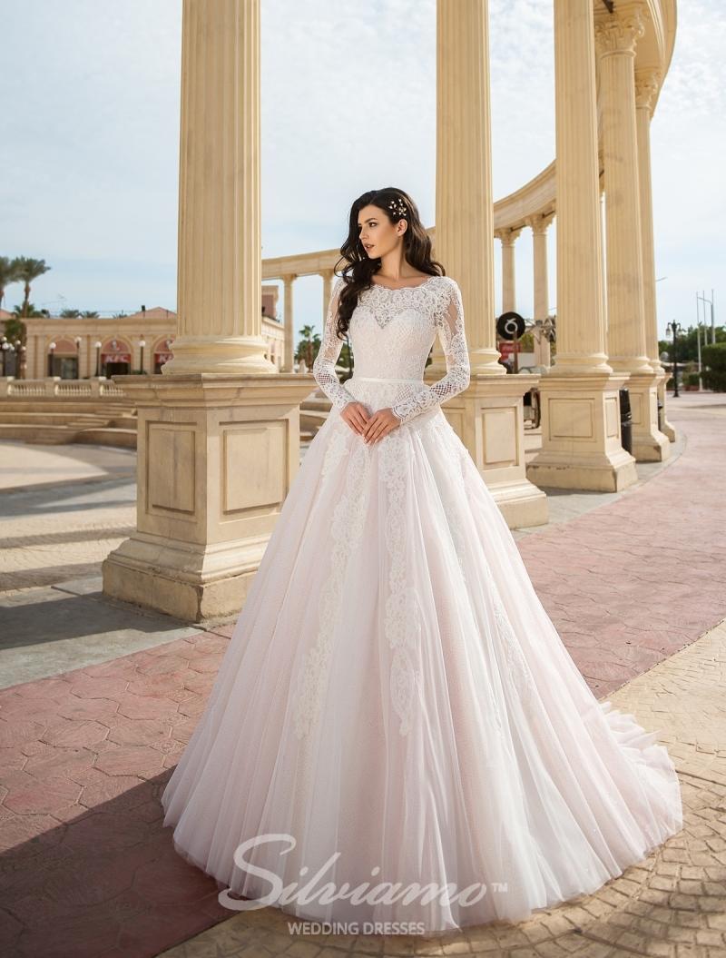 Vestido de novia Silviamo S-414-Annette
