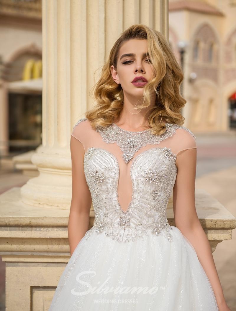Свадебное платье Silviamo S-415-Arabelle