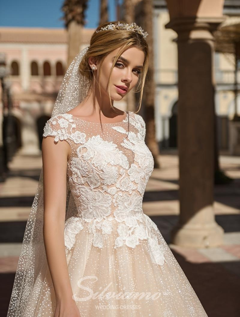 Wedding Dress Silviamo S-416-Ashley