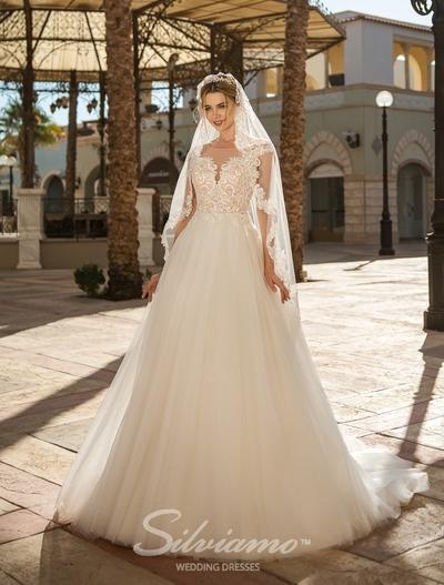 Свадебное платье Silviamo S-419-Anita