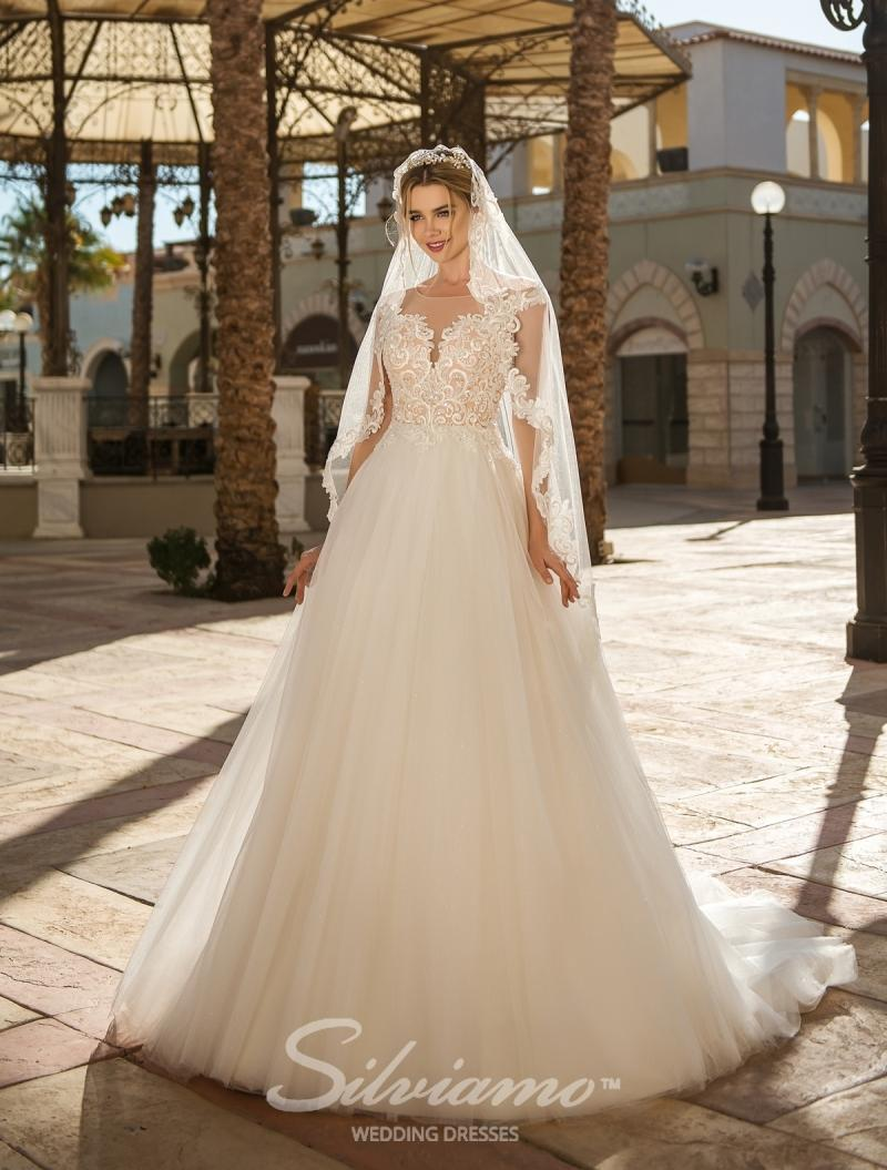 Suknia ślubna Silviamo S-419-Anita