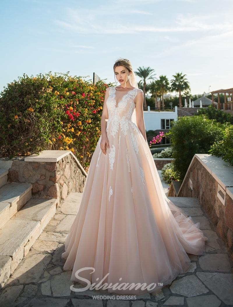 Vestido de novia Silviamo S-421-Agnes