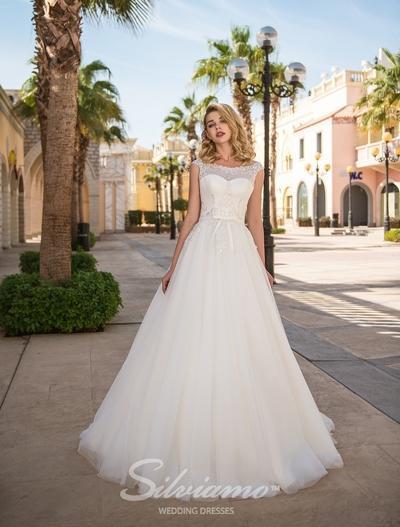 Свадебное платье Silviamo S-422-Ada