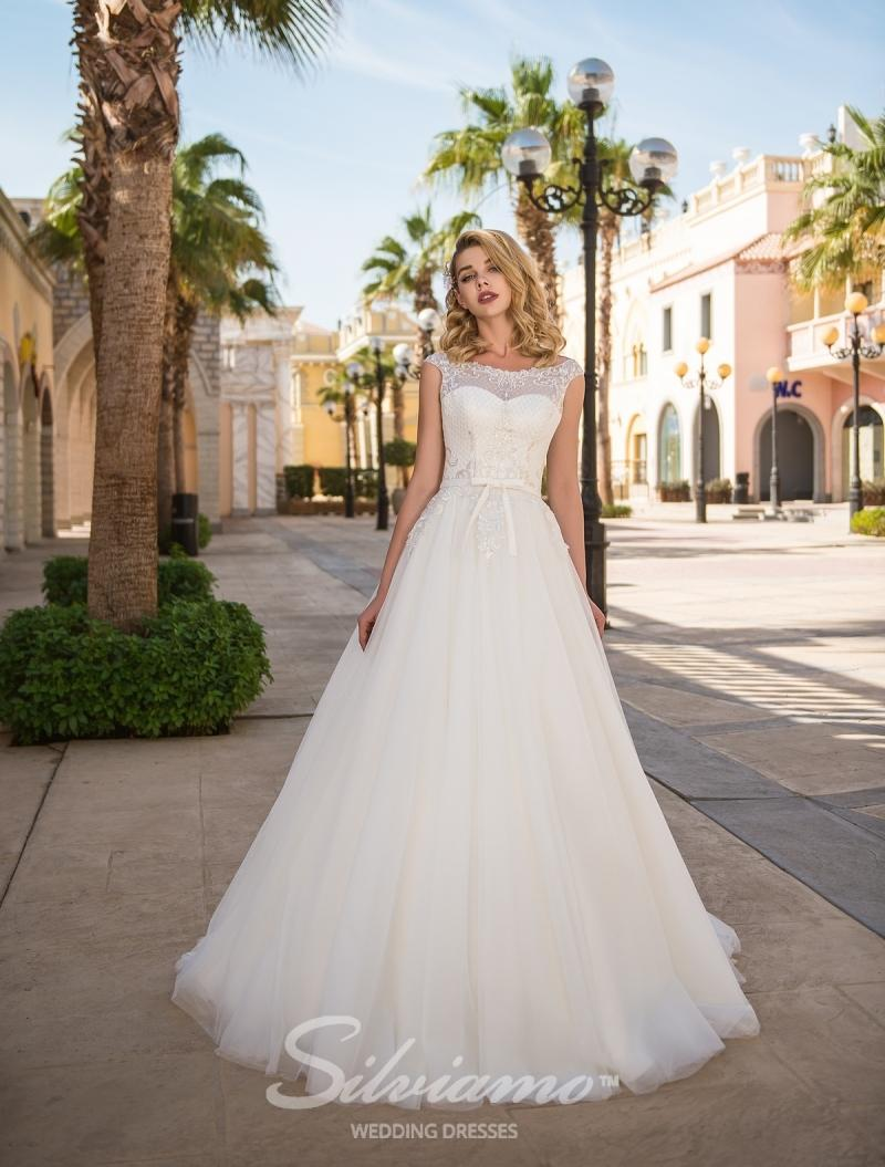 Vestido de novia Silviamo S-422-Ada
