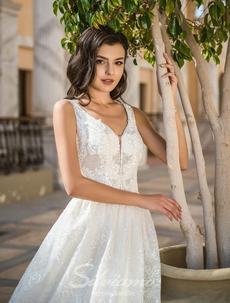 Свадебное платье Silviamo S-423-Adriana