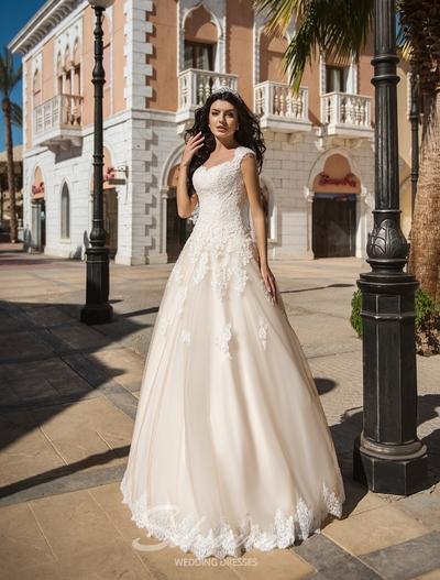 Rochie de mireasa Silviamo S-424-Alana