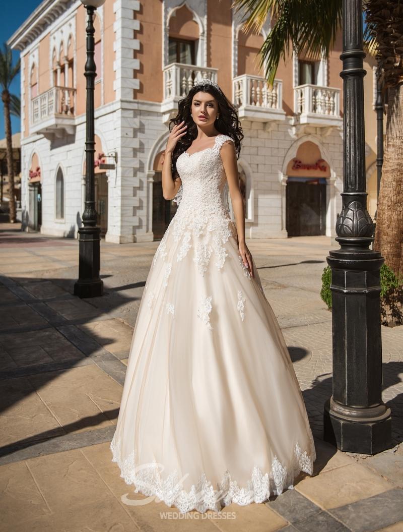 Vestido de novia Silviamo S-424-Alana