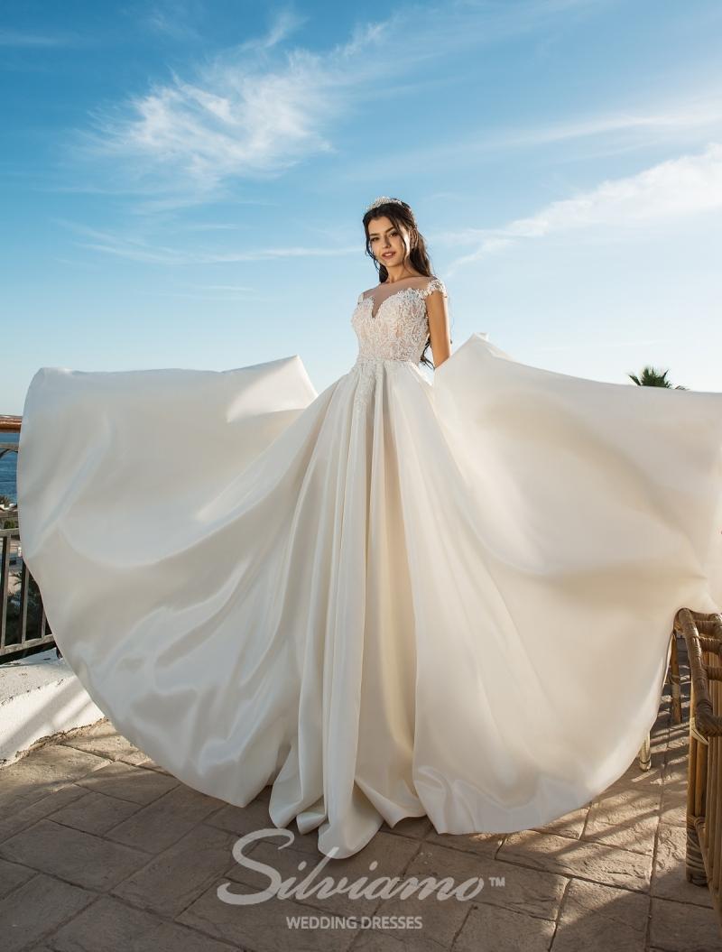 Vestido de novia Silviamo S-426-Aurora