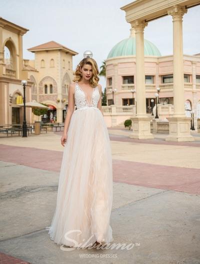 Brautkleid Silviamo S-428-Abby