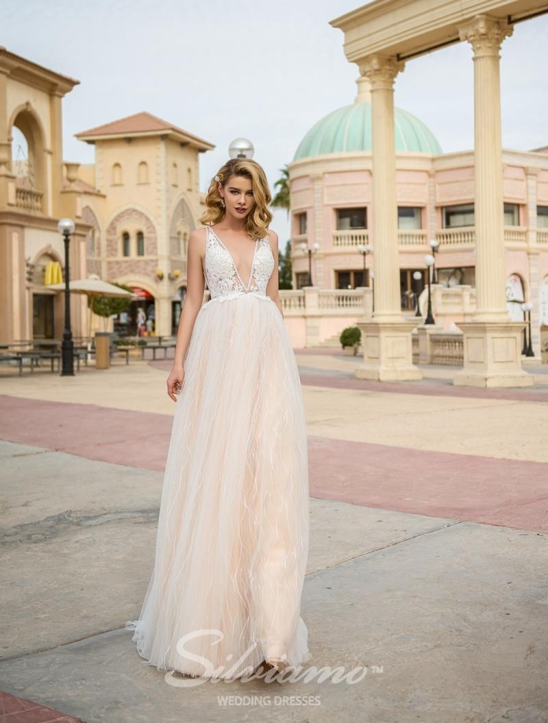Wedding Dress Silviamo S-428-Abby
