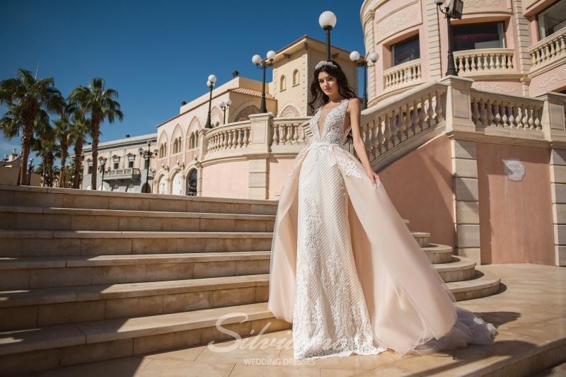 Свадебное платье Silviamo S-432-Alexandra