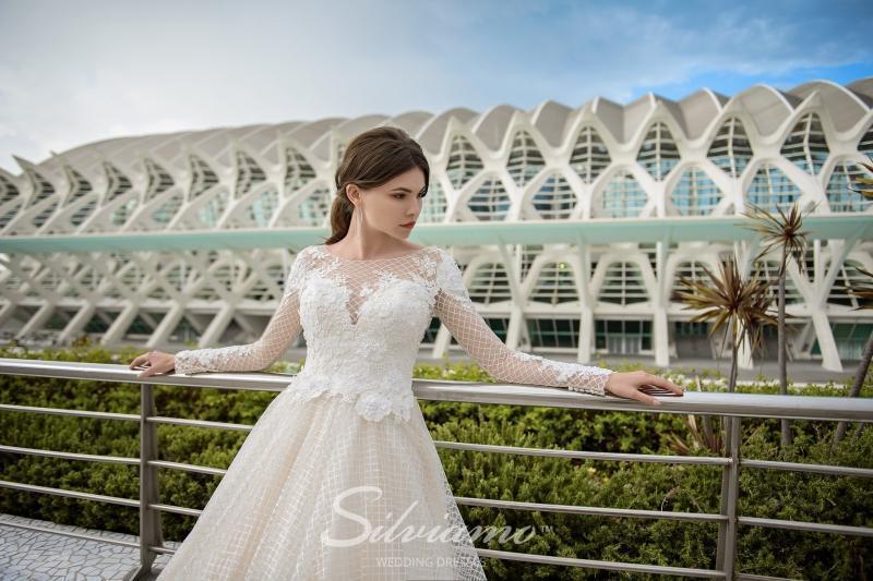 Свадебное платье Silviamo S-442-Victoria