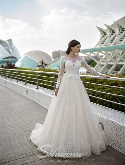 Wedding Dress Silviamo S-442-Victoria