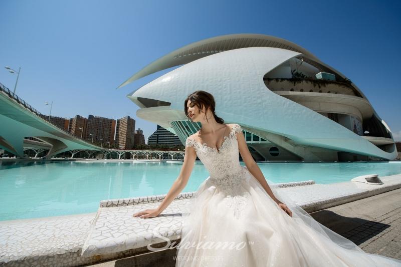 Свадебное платье Silviamo S-443-Vita