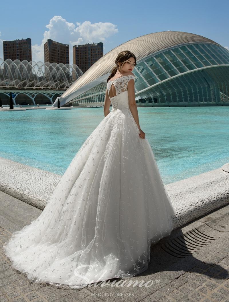 Свадебное платье Silviamo S-444-Vilena