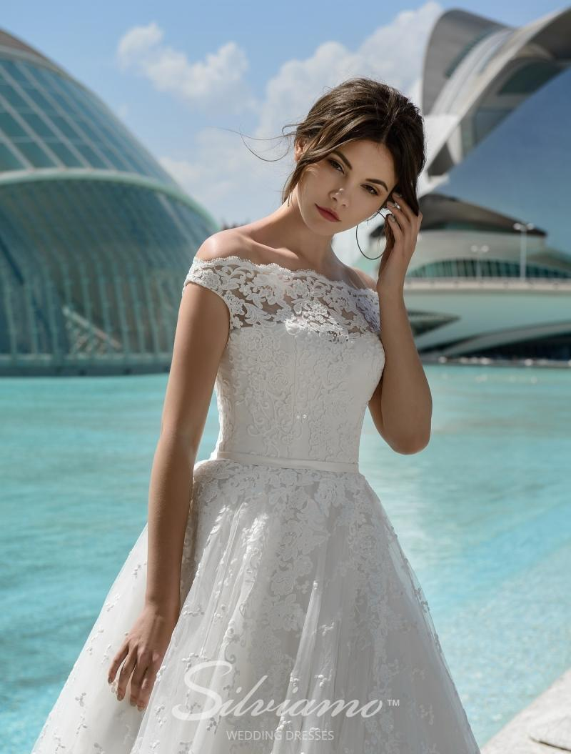 Wedding Dress Silviamo S-444-Vilena