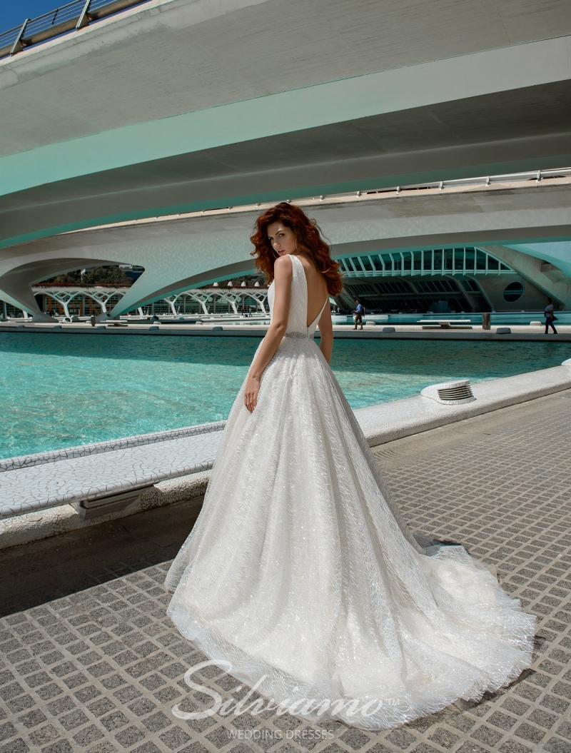 Wedding Dress Silviamo S-445-Vivia