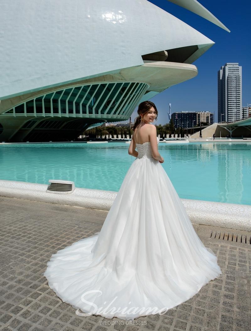 Свадебное платье Silviamo S-446-Vara