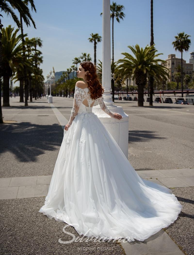 Свадебное платье Silviamo S-448-Vasilina