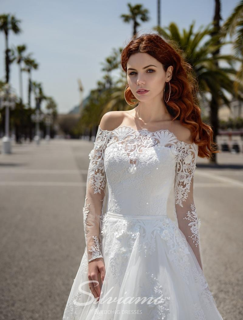 Wedding Dress Silviamo S-448-Vasilina